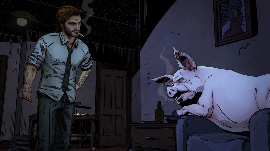 За что мы любим The Wolf Among Us и почему ждем The Wolf Among Us 2   Канобу - Изображение 10