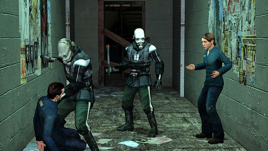 Мод на двойные прыжки и бег по стенам превращает Half-Life 2 в Titanfall 2 | Канобу - Изображение 1