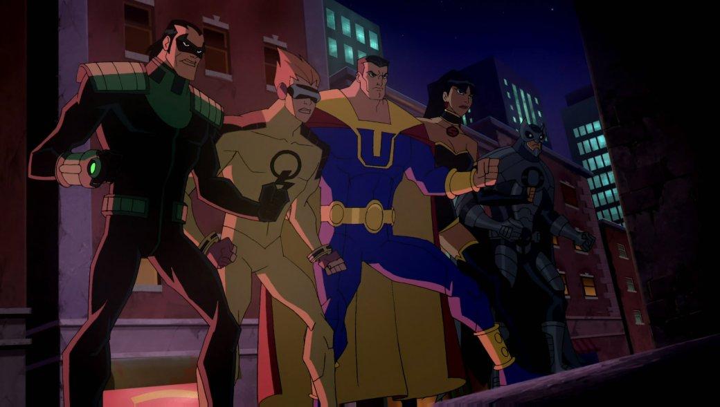 Шедевры анимации DC, о которых вы могли не слышать | Канобу - Изображение 2204