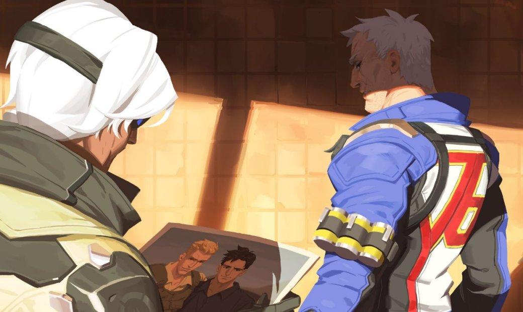 Новый рассказ поOverwatch раскрыл принадлежность еще одного персонажа кЛГБТ | Канобу - Изображение 7069