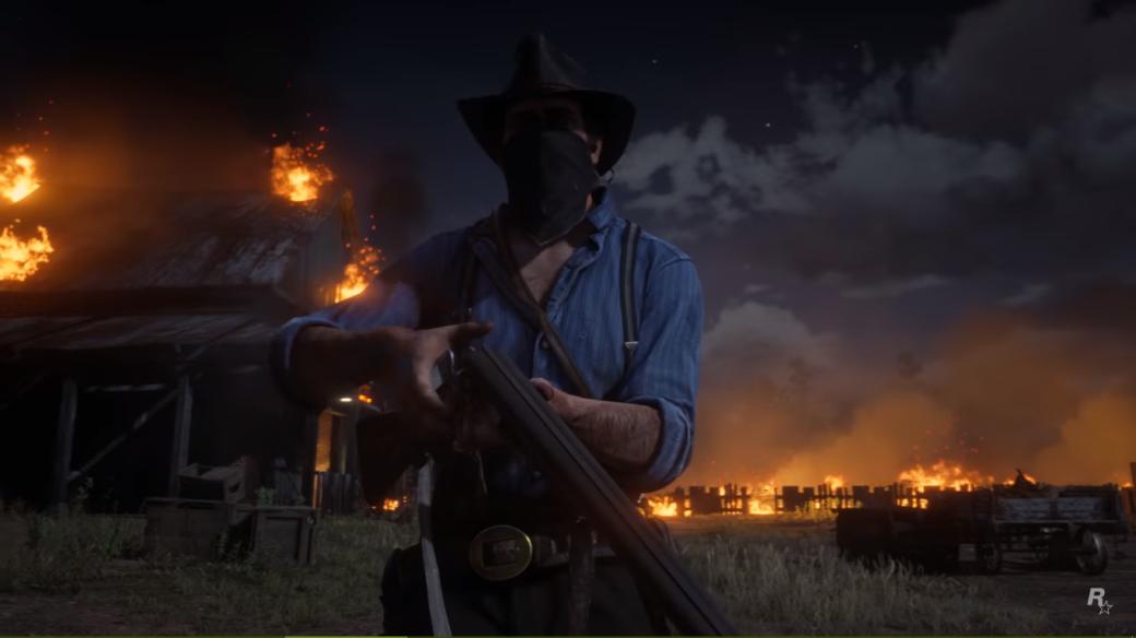 Что нового мыузнали изгеймплея Red Dead Redemption 2: глубокий мир, своя банда, социальные связи | Канобу - Изображение 9342