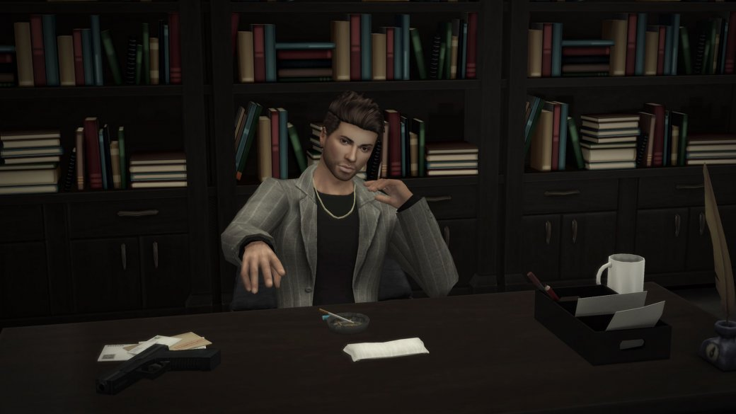 """Слава модам: интерактивные """"вещества"""" в The Sims 4"""