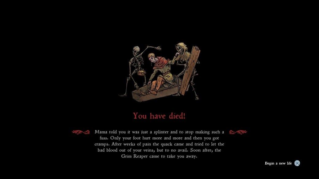 Kingdom Come: Deliverance на «хардкоре»: ночные кошмары, гемофилия и смерть до начала игры   Канобу - Изображение 3617