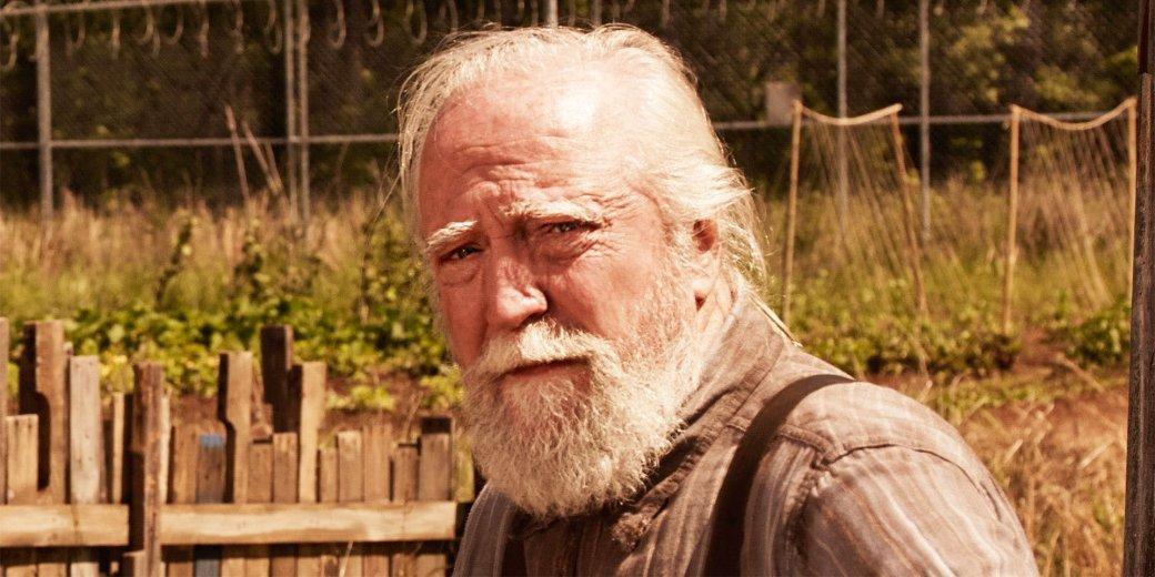 Актер, исполнивший роль Хершела в «Ходячих мертвецах», ушел из жизни | Канобу - Изображение 3291