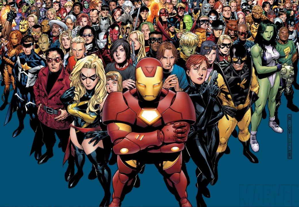 Чего ждать от4 фазыкиновселенной Marvel? Теории обудущем MCU— отГалактуса доновых Мстителей | Канобу - Изображение 18