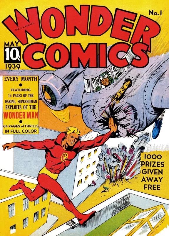 История Супермена иэволюция его образа вкомиксах   Канобу - Изображение 9385