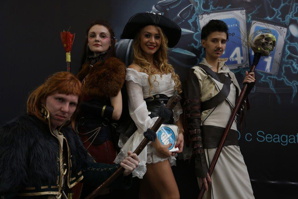 Лучший косплей и великолепные девушки Игромира 2015 и Comic Con Россия   Канобу - Изображение 28