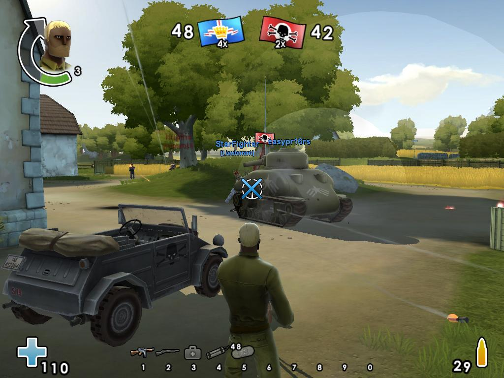 Играем с разработчиками: Battlefield Heroes | Канобу - Изображение 1
