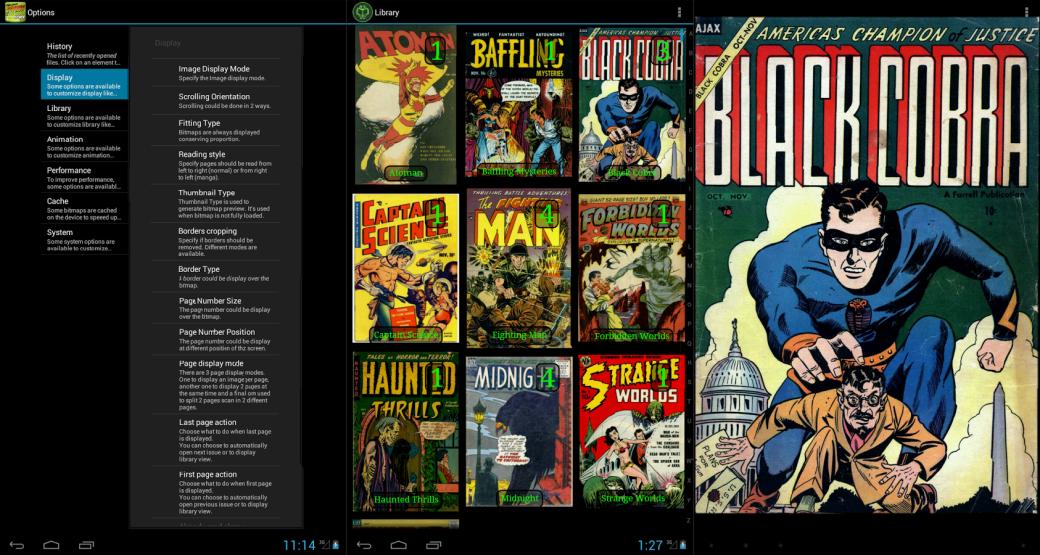 Лучшие программы для чтения комиксов - топ-15 приложений-читалок и сервисов на ПК, Android, iOS | Канобу - Изображение 10007