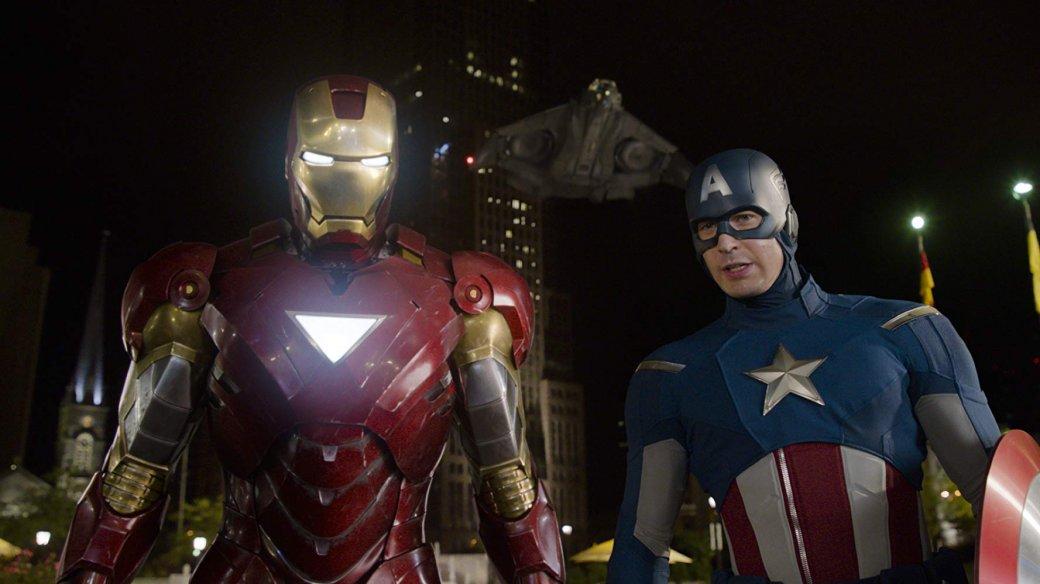 Лучшие фильмы киновселенной Marvel - топ самых интересных фильмов про супергероев   Канобу - Изображение 9055