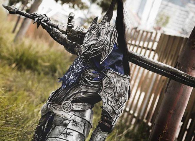 Косплей дня: Арториас, путник Бездны из Dark Souls | Канобу - Изображение 1460