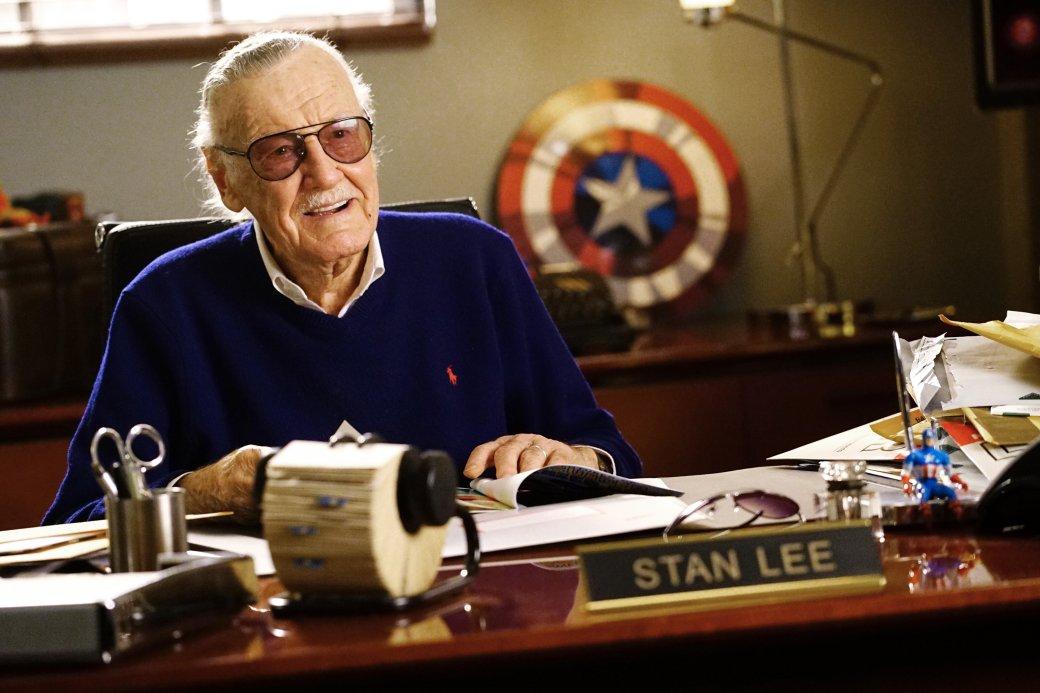 Может, хватит? Стэну Ли уже приходится напоминать, как пишется его имя на автограф-сессиях. - Изображение 1