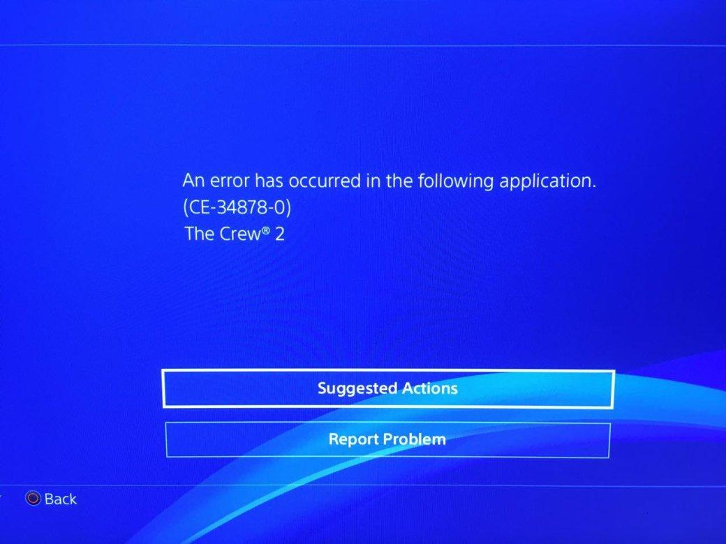Как релиз The Crew 2 обернулся полным провалом. The Crew 2 не запускается на PS4 | Канобу - Изображение 11049