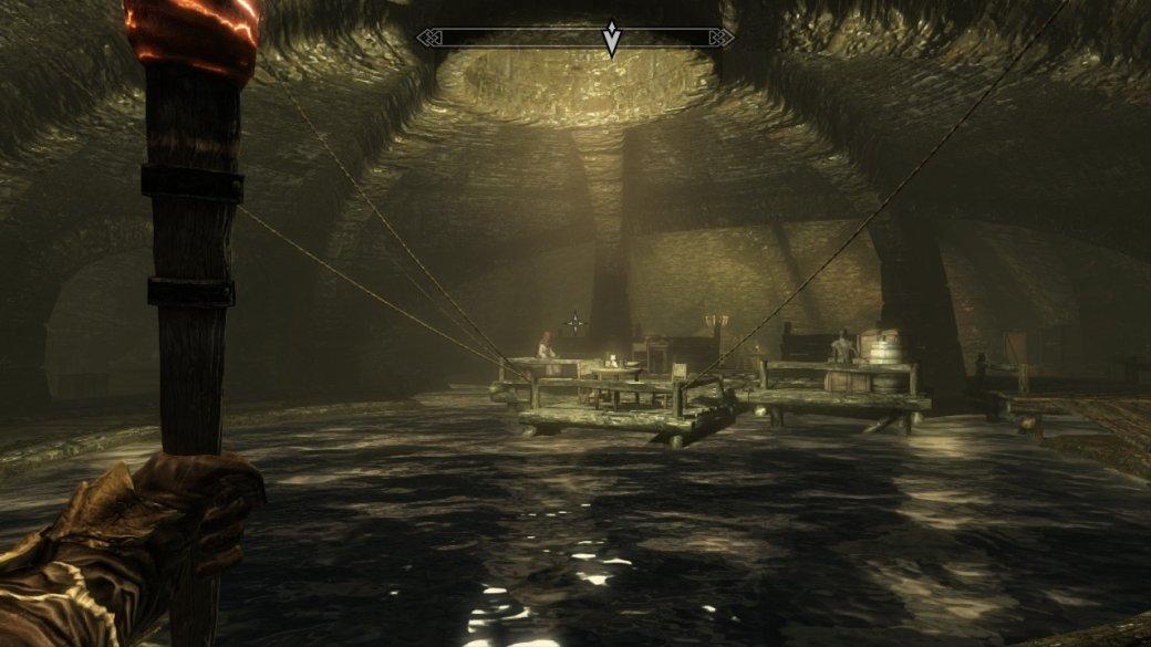 Как TES 5: Skyrim выглядит иработает наNintendo Switch? Отвечаем скриншотами игифками | Канобу - Изображение 20