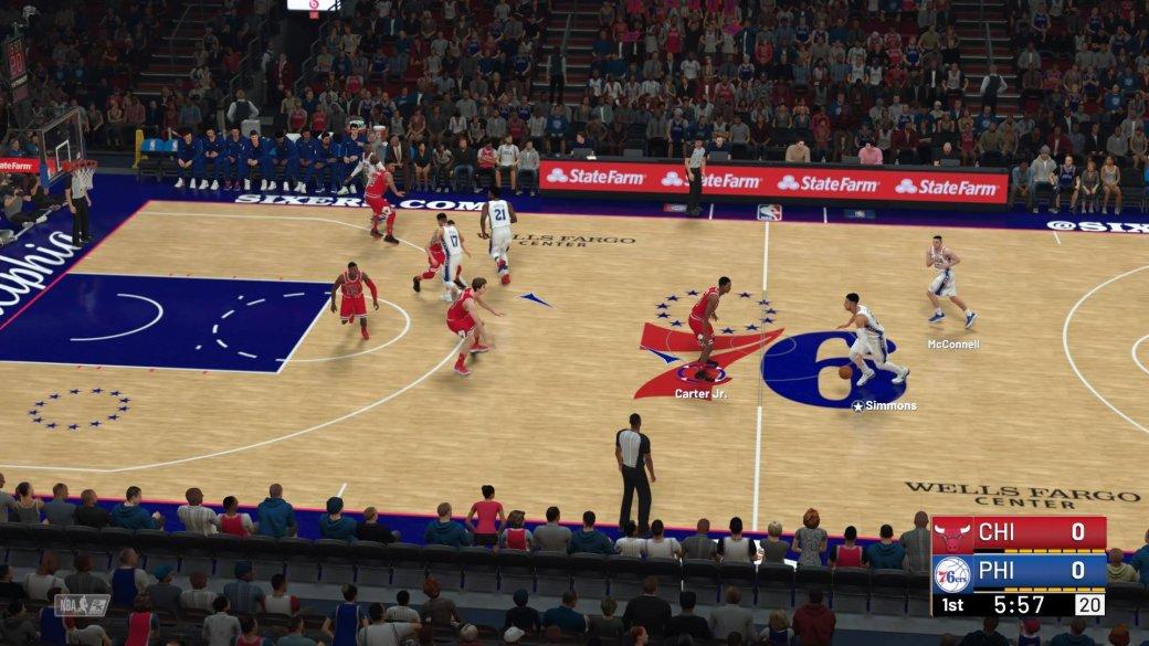 Рецензия на NBA 2K19 | Канобу - Изображение 6712