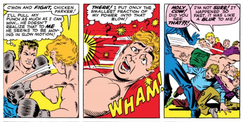 Изшкольного задиры всупергерои. Как менялся образ Флэша Томпсона вкомиксах? | Канобу - Изображение 5