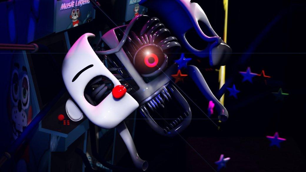 Все о сюжете и мифологии Five Nights at Freddy's: Sister Location | Канобу