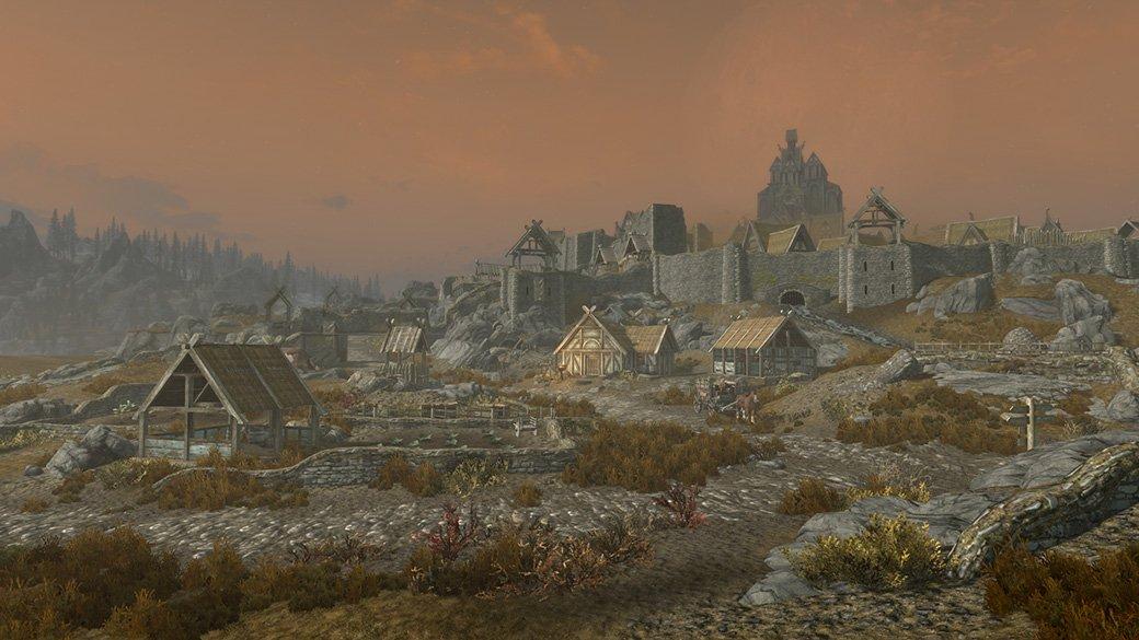 20 изумительных скриншотов TES V: Skyrim Special Edition | Канобу - Изображение 7