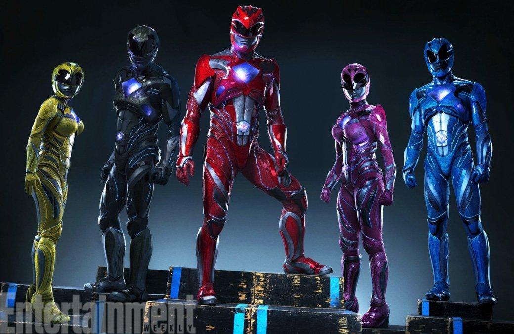 У фильма «Могучие рейнджеры» будет шесть сиквелов | Канобу - Изображение 2297