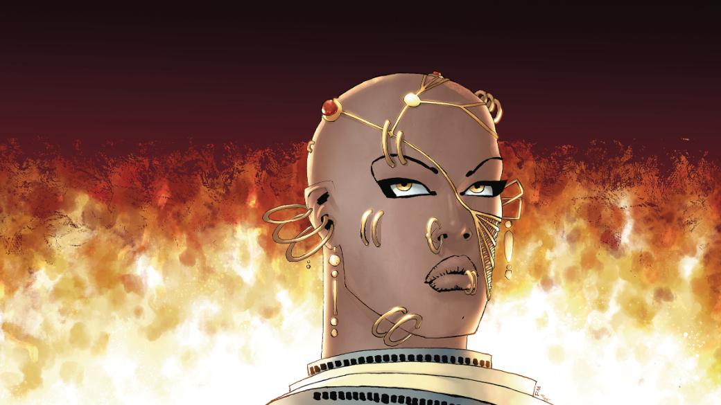 Что нетак с«Ксерксом» Фрэнка Миллера— сомнительным приквелом к«300 спартанцев» | Канобу