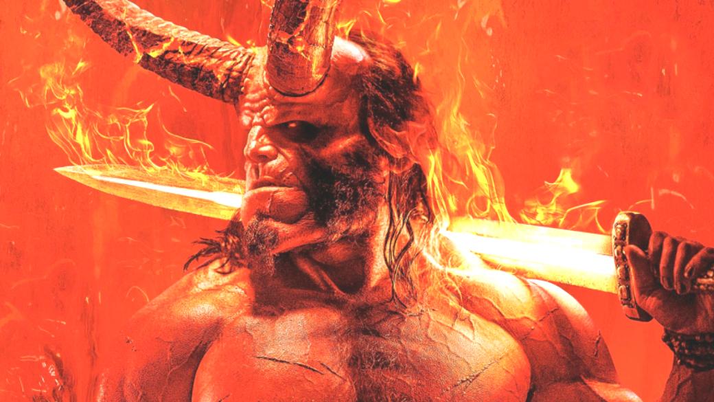 Большая часть зрителей знает Хеллбоя именно подилогии Гильермо Дель Торо.Новость оперезапуске, когда все желали увидеть продолжение его фильмов, вызвала море негатива. Иэтот негатив, судя поотзывам как критиков, так иобычных смертных, продолжился инасеансе нового «Хеллбоя» (Hellboy).