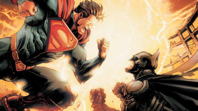 Injustice: Gods Among Us выйдет на пк | Канобу