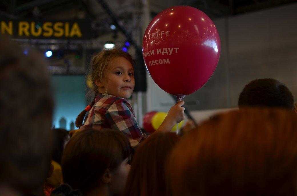 Фотоотчет с «Игромира» и Comic Con Russia, день 3 – Миша Коллинз | Канобу - Изображение 811