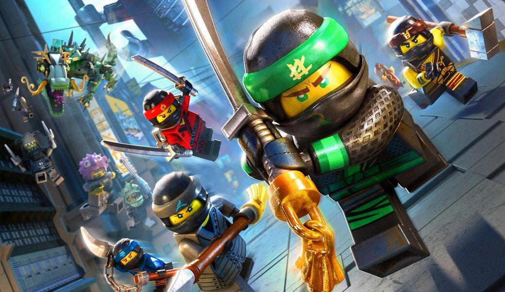 Рецензия на «Лего Ниндзяго Фильм» | Канобу