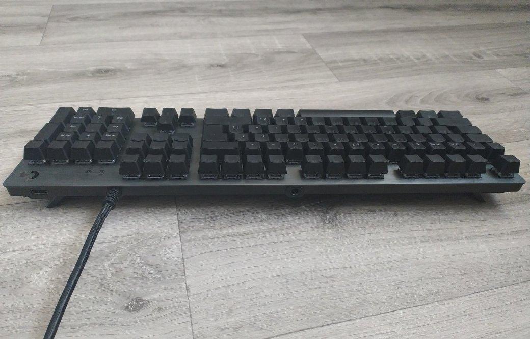 Обзор клавиатуры Logitech G512 Carbon— алюминиевый RGB-стиляга для геймеров | Канобу - Изображение 11542