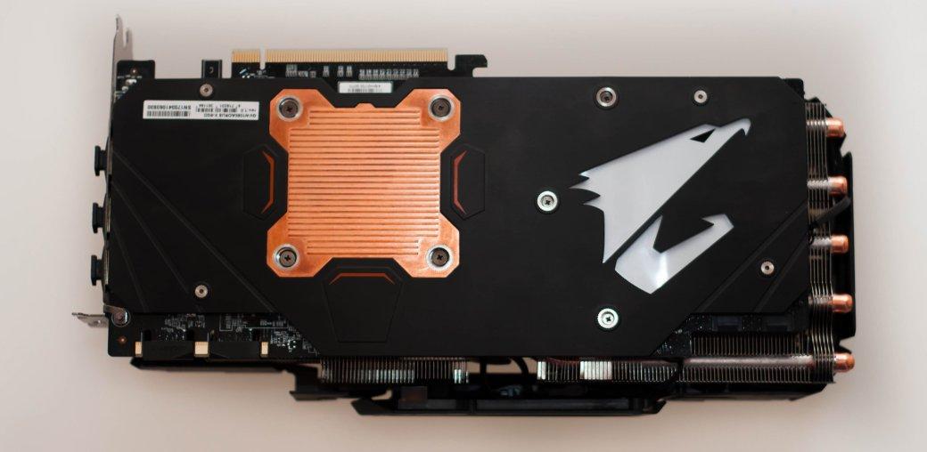 Обзор видеокарты Aorus GTX 1080 Xtreme Edition 8G | Канобу - Изображение 2769