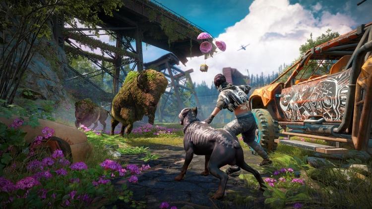 В Far Cry: New Dawn игроки столкнутся с мутировавшими животными | Канобу - Изображение 1