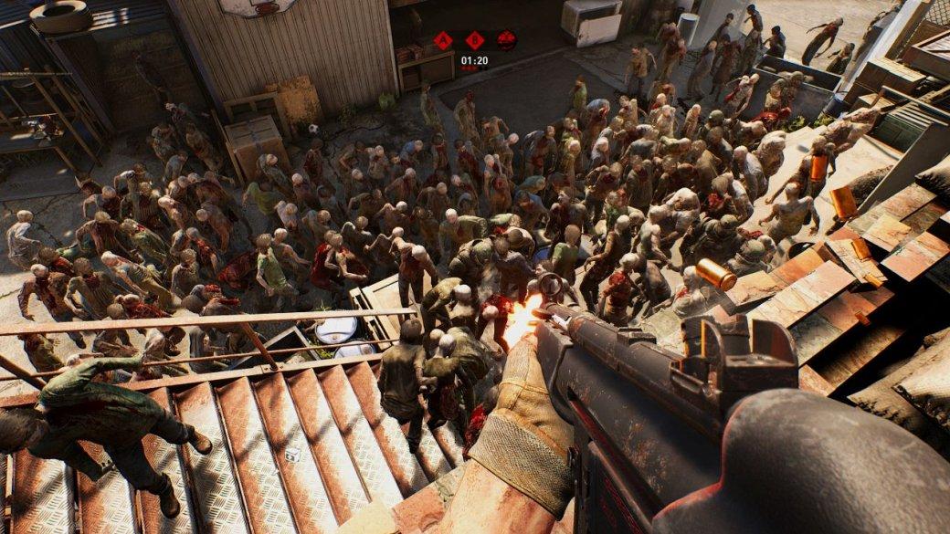 Суть. Пять причин поиграть вLeft 4 Dead 2 вместо Overkill's The Walking Dead   Канобу - Изображение 7821