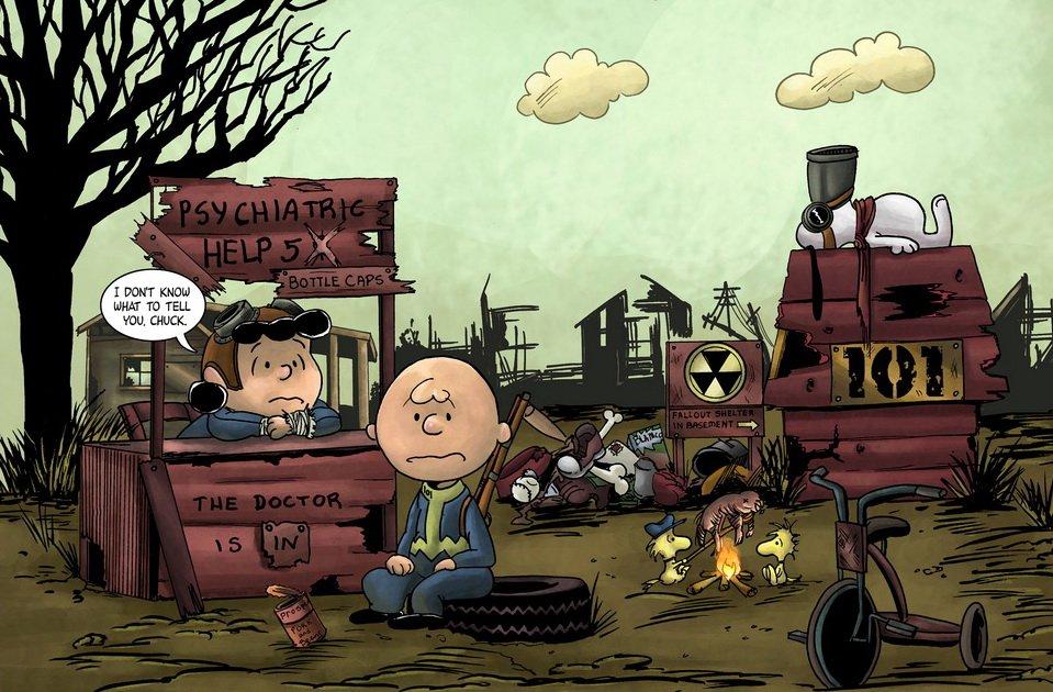 Лучший арт мира Fallout | Канобу - Изображение 75