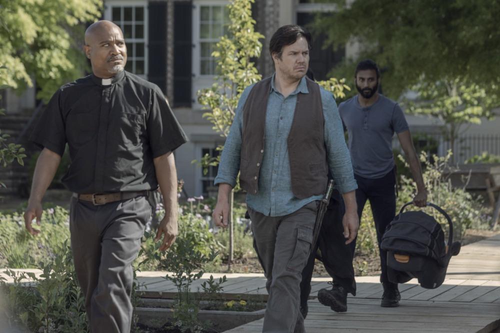 Ниган наволе?! Новые кадры 10 сезона «Ходячих мертвецов» вызывают вопросы   Канобу - Изображение 4230