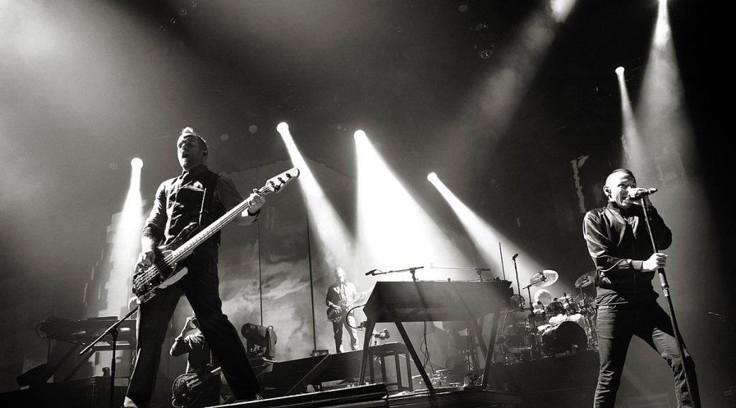 Посмотрите трогательное видео Linkin Park сlive-версией песни Crawling. - Изображение 1