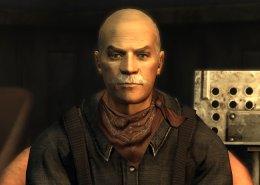 Начало мода Fallout 4: New Vegas. Такой красивой генерации персонажа выеще невидели!