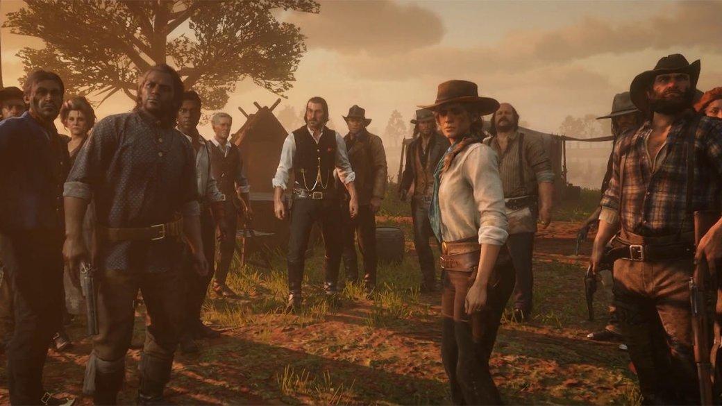 Разбор третьего трейлера Red Dead Redemption2. Все, что вымогли пропустить | Канобу - Изображение 2105