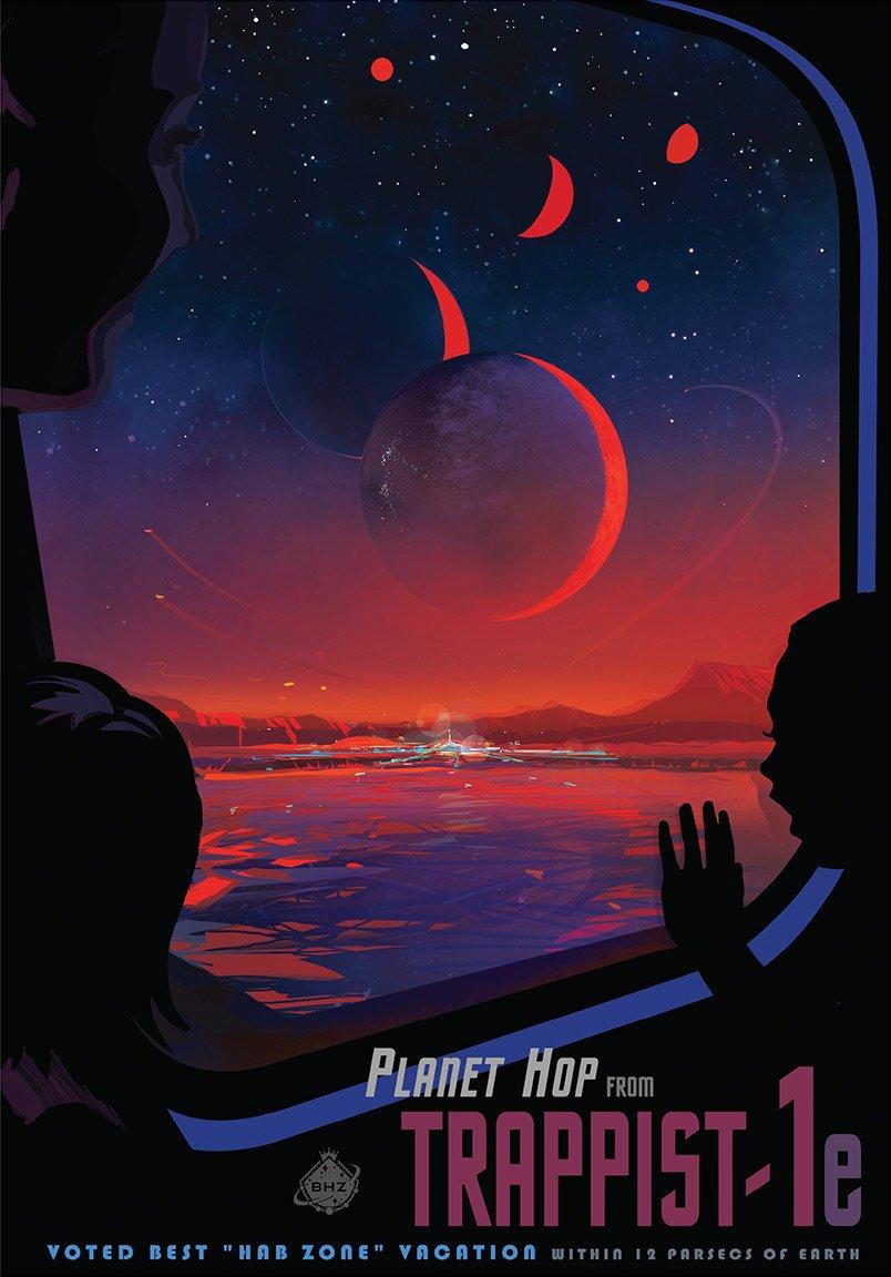 Все самое важное об открытии NASA: экзопланеты в системе TRAPPIST-1 | Канобу - Изображение 8994