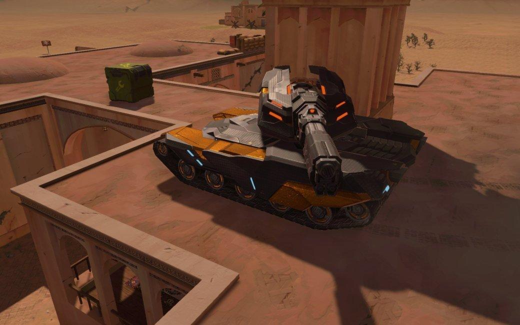 Секреты танкостроения: как изменилась «Танки Х» | Канобу - Изображение 4