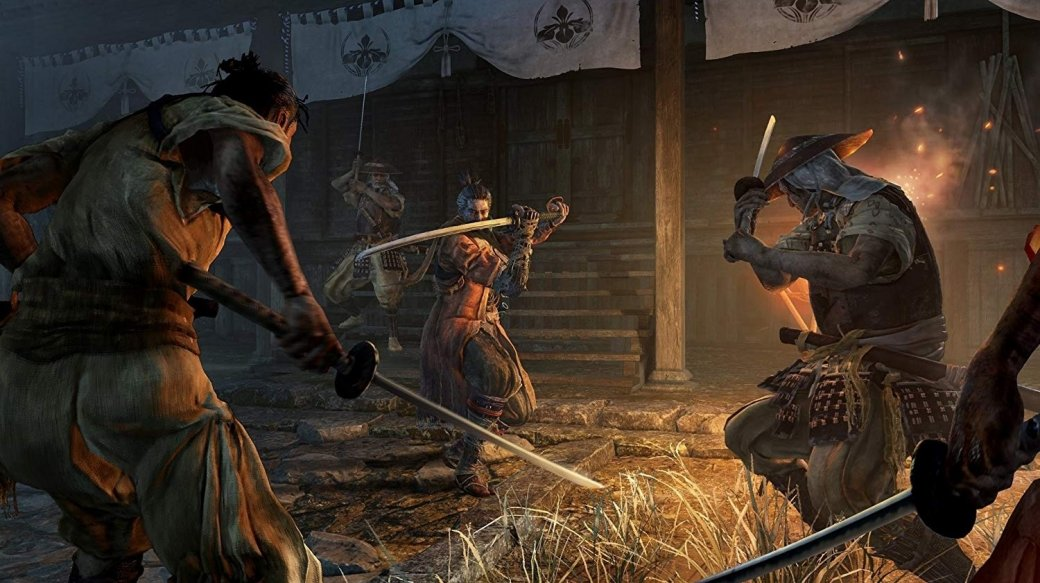 The Internet is in full swing discussing Sekiro: Shadows Die Twice. We collected the best jokes and funny moments | Kanobu - Image 1