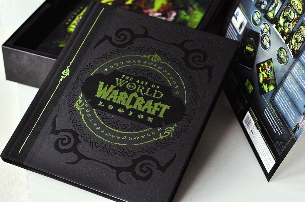 Распаковка коллекционного издания World ofWarcraft: Legion. С котом! | Канобу - Изображение 540