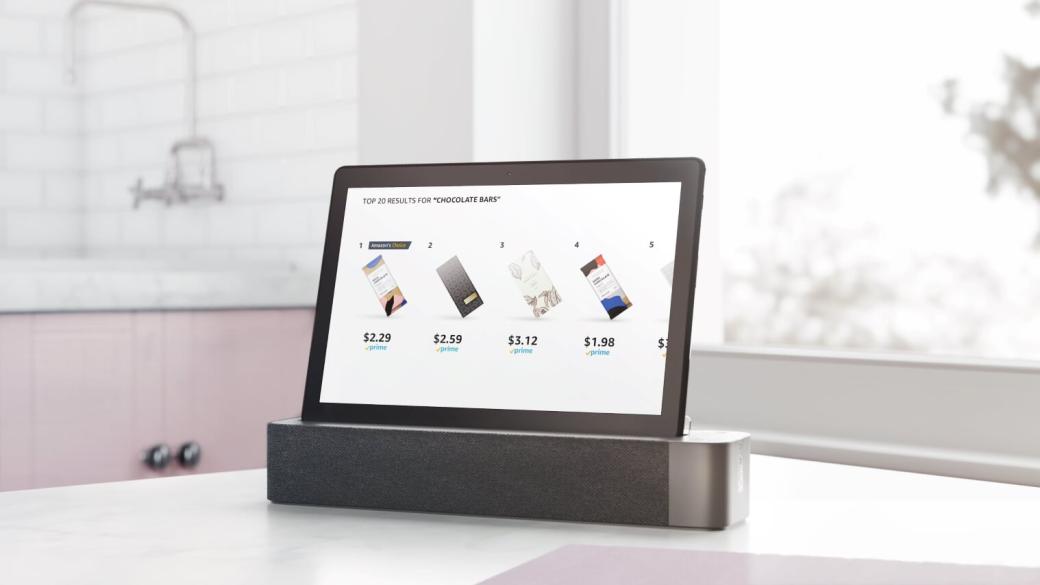Lenovo Smart Tab M10 иP10 : планшеты сдок-станцией, которые превращаются в«умные» колонки | Канобу - Изображение 1505