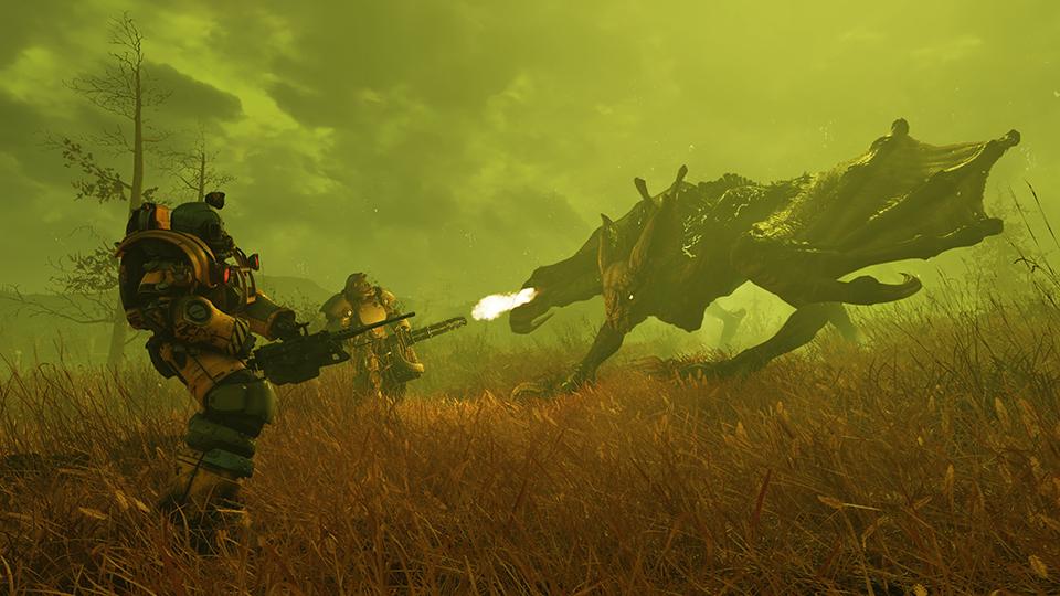 Bethesda уже вовсю работает над будущими обновлениями для Fallout 76   Канобу - Изображение 4131