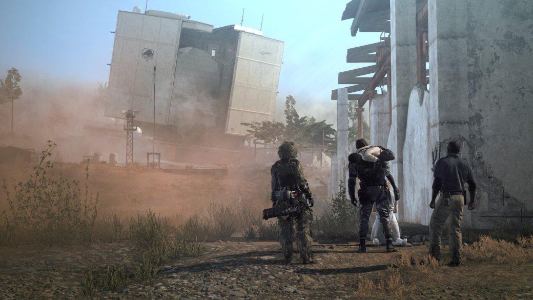Рецензия на Metal Gear Survive. Обзор игры - Изображение 6