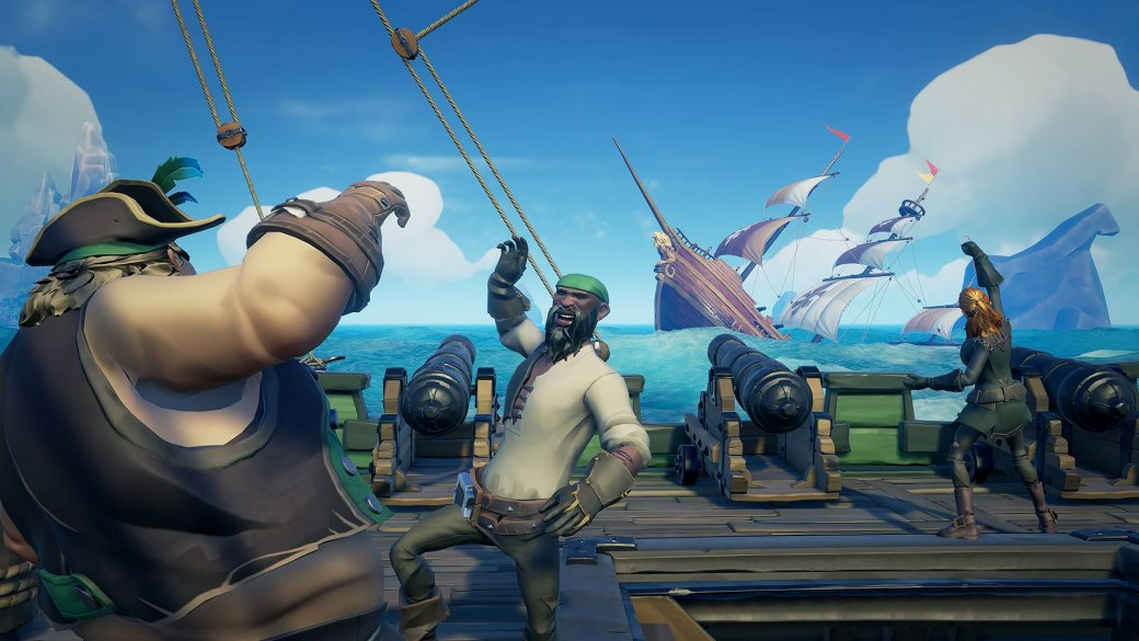 Йо-хо-хо! Стример Sea of Thieves обошел Ninja по количеству платных подписок | Канобу - Изображение 1619