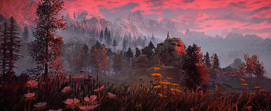 20 изумительных скриншотов Horizon: Zero Dawn | Канобу - Изображение 3