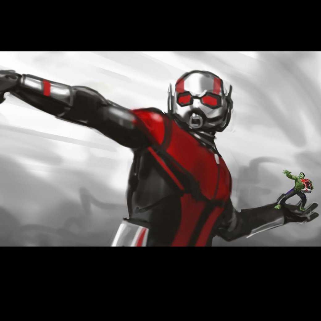 В «Финале» могли показать очень странный спецприем Человека-муравья, Халка и Паучка | Канобу - Изображение 0