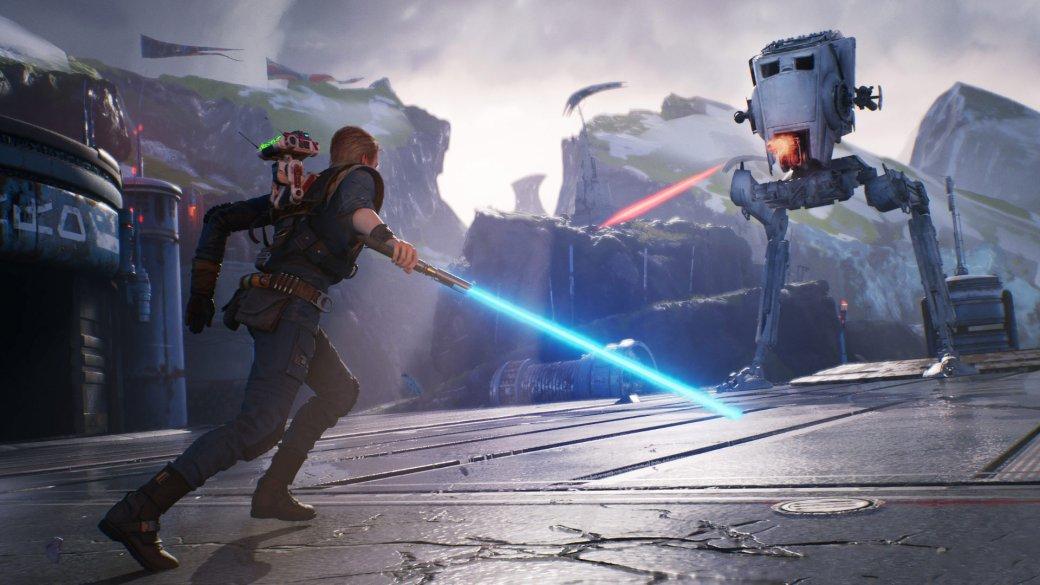 E3 2019. Star Wars Jedi: Fallen Order— отаких «Звездных Войнах» япросил