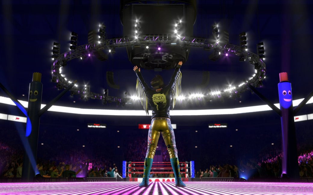 Баги ипроблемы WWE 2K20. Что происходит сглавным симулятором реслинга | Канобу - Изображение 0