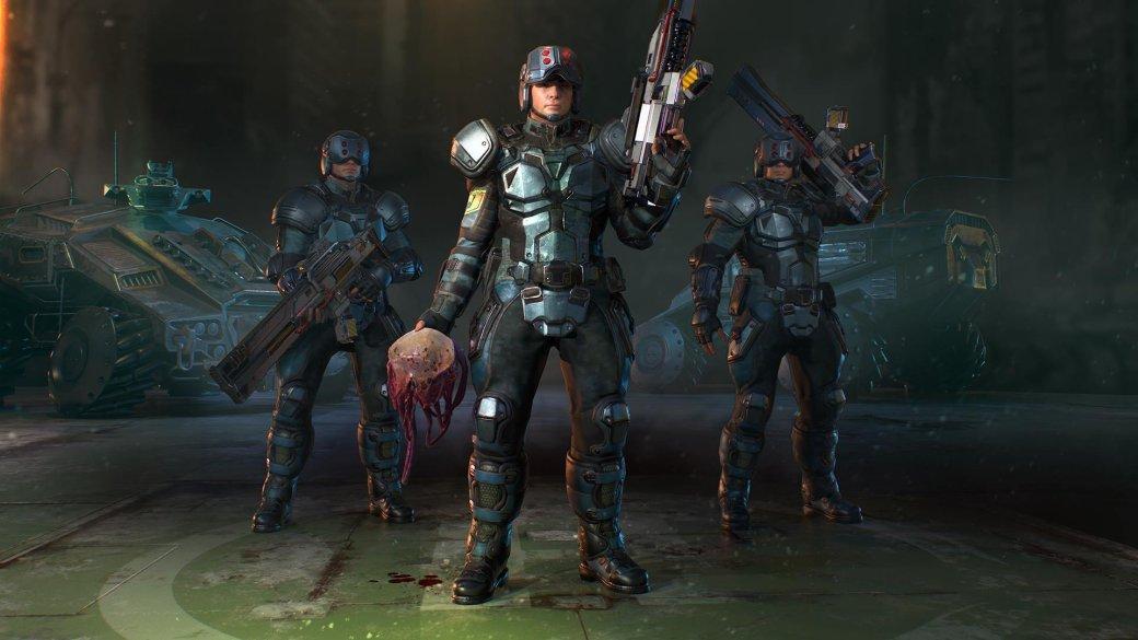 Тактическая стратегия Phoenix Point от автора X-COM стала эксклюзивом Epic Games Store нагод